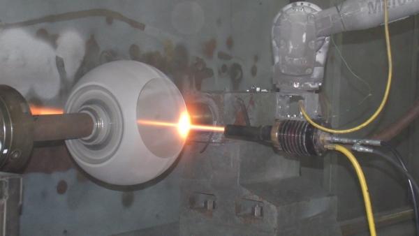 Применение оборудования Kermetico HVAF